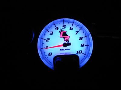 オートメーター C2 ライトアップ!