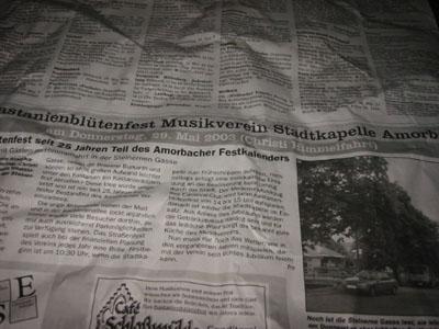 ドイツ語新聞